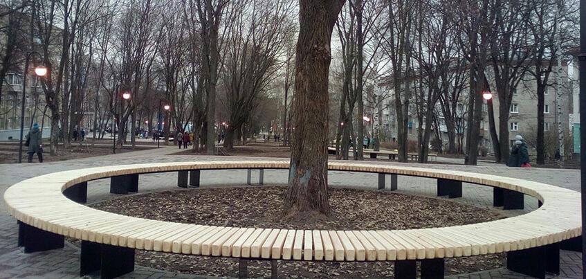 На бульваре Гоголя в Ижевске предлагают установить памятник писателю и персонажам его книг
