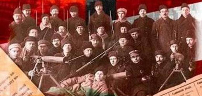 Сборник о революции 1917 года выпустили в Ижевске
