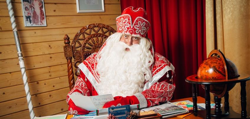 Главный Дед Мороз страны посетит Ижевск в конце ноября