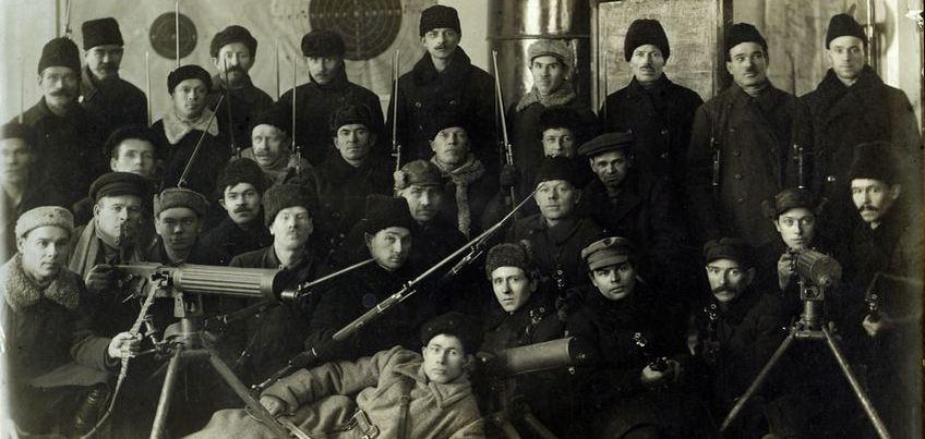 100 лет Октябрьской революции: как жил Ижевск в 1917 году?