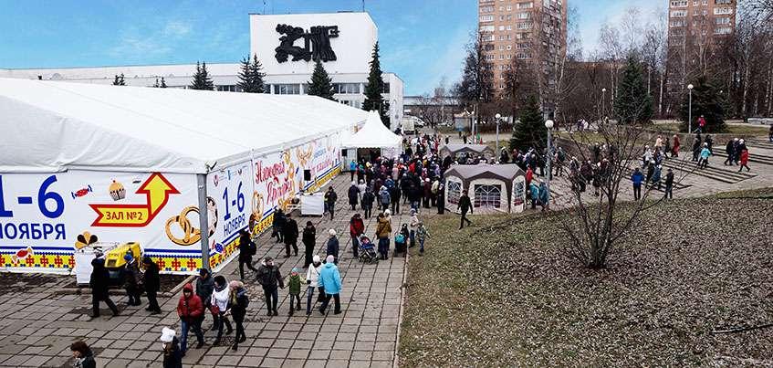Вторая «Народная ярмарка» с размахом прошла в Ижевске