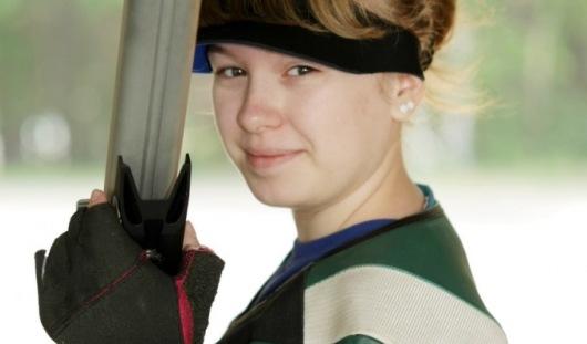 Стрелок из Удмуртии стала победительницей Всероссийских соревнований