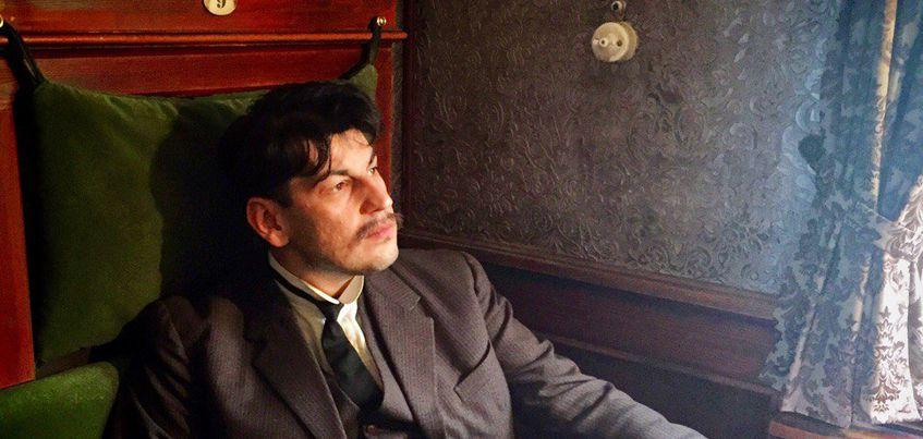 Ижевчанин, снявшийся в сериале «Демон революции» на «России 1»: меня утвердили по фотографии