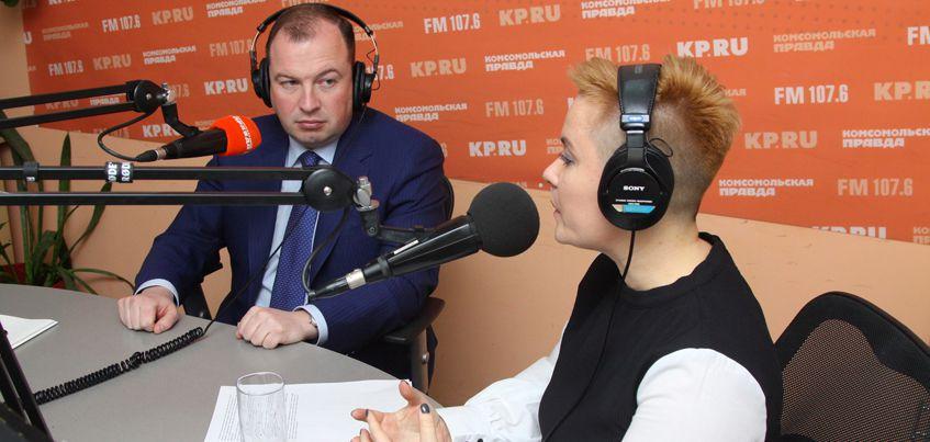 8 ноября радио «Комсомольская правда» - Ижевск» отмечает 5-летие
