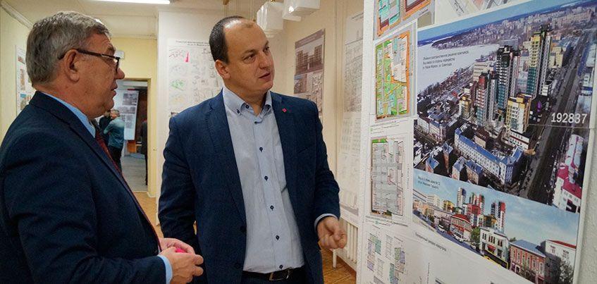 В Ижевске выбрали проект новой «Красной площади»