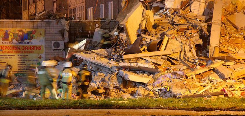 Что говорят ижевчане о взрыве в доме: «Успел выбежать за секунды до обрушения»