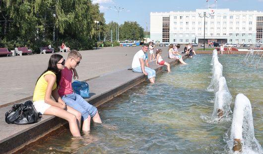 Жара в +30 градусов в Ижевске продержится только до конца недели