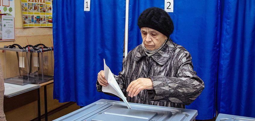 Выборы Президента России 2018 в Ижевске: протоколы с QR-кодом и противодействие «дружественным» странам