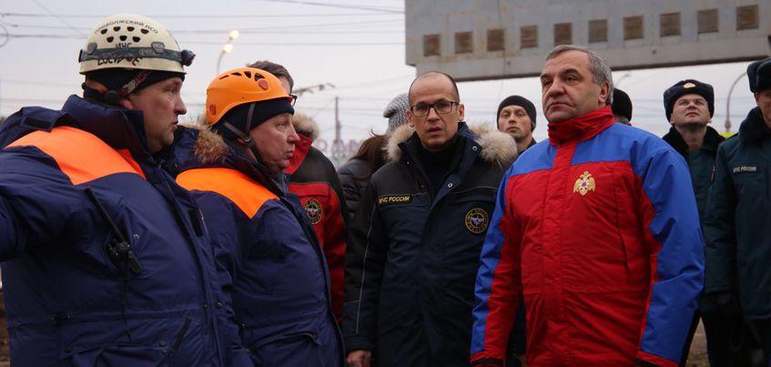 Взрыв газа в Ижевске: Глава МЧС России предложил банкам Удмуртии списать долги людей, пострадавших при взрыве дома на Удмуртской