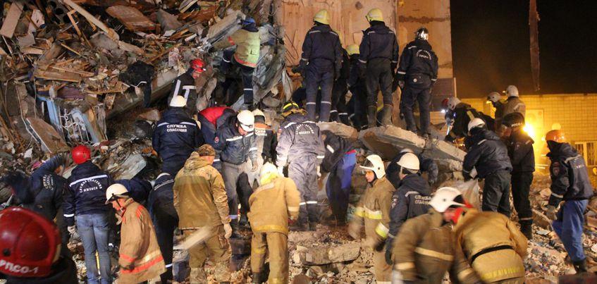 Взрыв газа в Ижевске: следователи не нашли следов взрывчатки на месте обрушения дома на Удмуртской