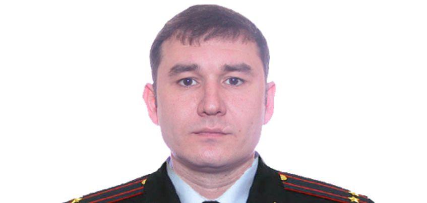 Взрыв газа в Ижевске: ижевчане простились с подполковником Ильдаром Гарифуллиным