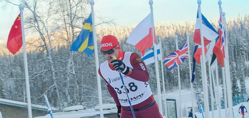 Максим Вылегжанин занял пятое место на международном турнире в Муонио