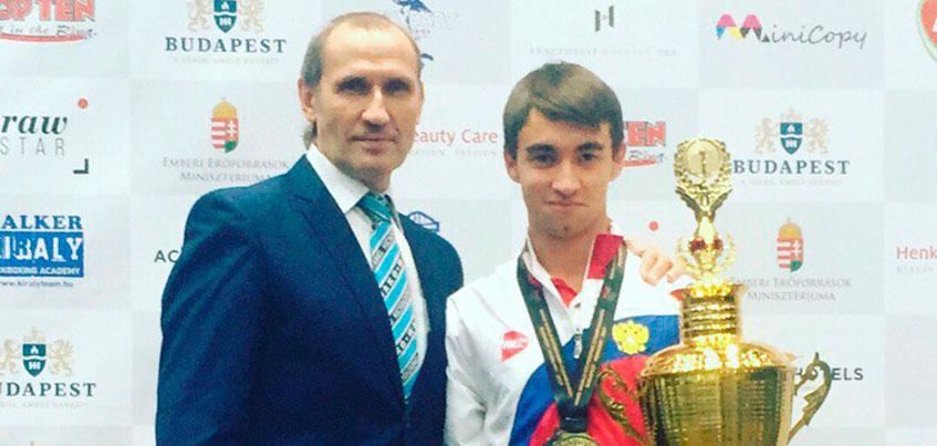 Спортсмен из Ижевска победил на чемпионате мира по кикбоксингу