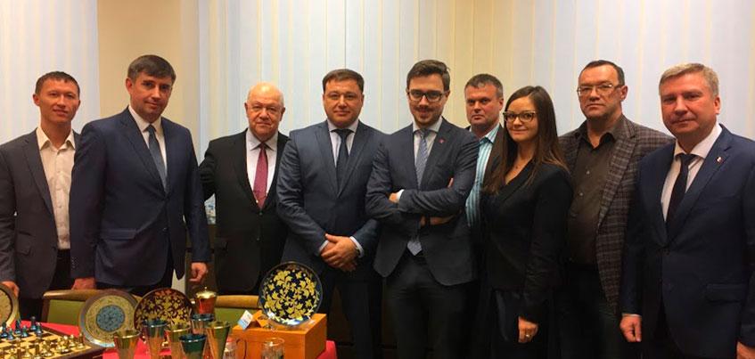 Удмуртия планирует сотрудничать с Финляндией в строительстве домов