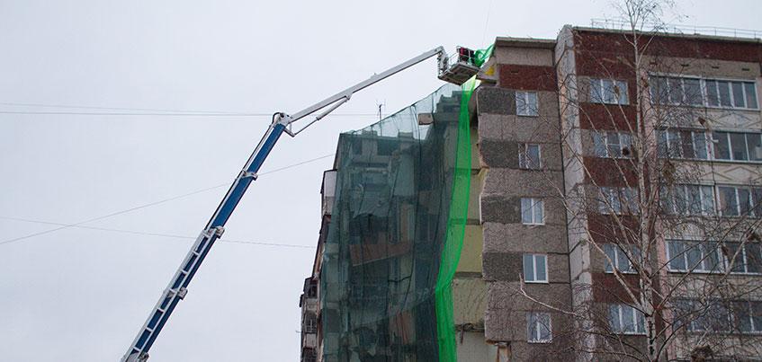 Взрыв газа в Ижевске: МЧС России представит результаты экспертизы дома к середине декабря
