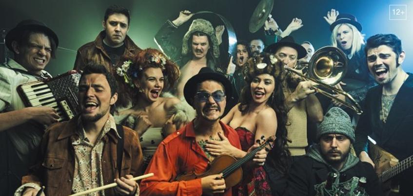 Питерская фолк-рок-группа The Hatters выступит в Ижевске с большим сольным концертом
