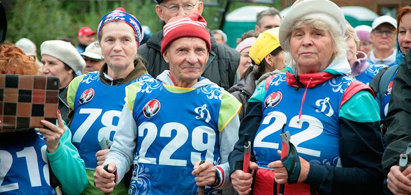 В Удмуртии пройдет первый этап международного фестиваля скандинавской ходьбы