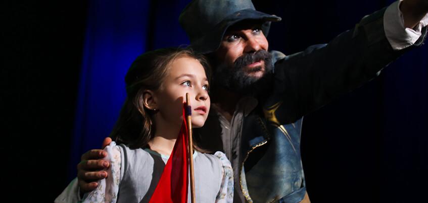 «Мне спектакль всю ночь снился!»: в Ижевске прошла премьера постановки «Алые паруса»