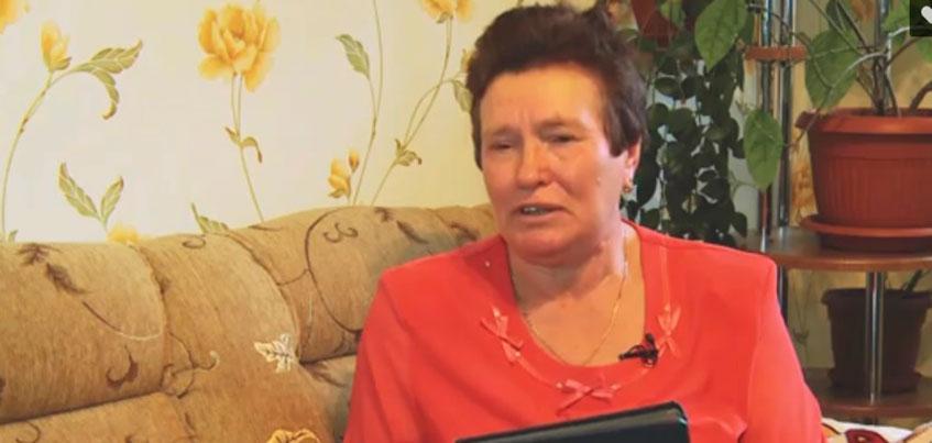 В Удмуртии мама лыжника Максима Вылегжанина помогла запустить флешмоб в поддержку дисквалифицированных спортсменов
