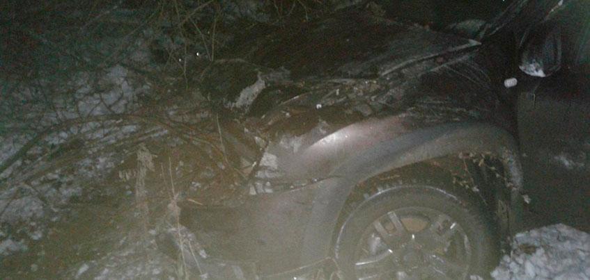 Три человека пострадали в ДТП в Якшур-Бодьинском районе Удмуртии