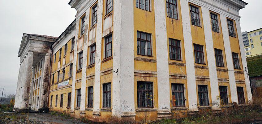 В 2019 году в здании бывшего Индустриального техникума в Ижевске откроется гостиница