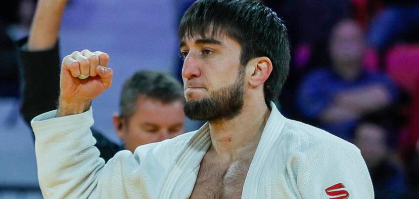 Воспитанник школы дзюдо Удмуртии Ислам Хаметов стал бронзовым призером мировой серии Гран-при