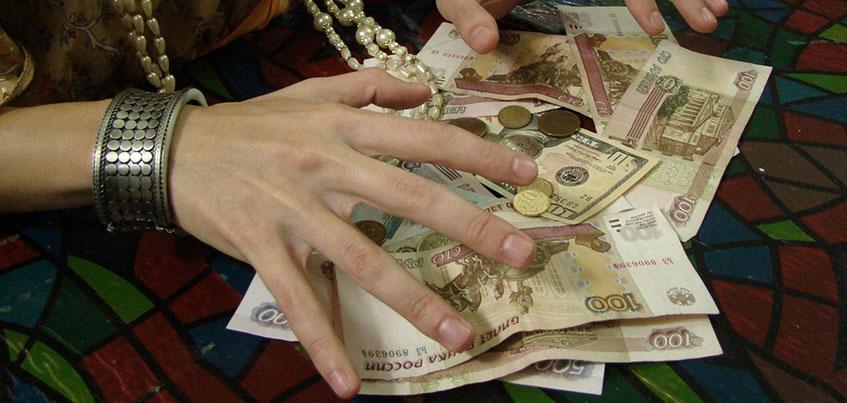 Пенсионерка из Ижевска заплатила за «снятие порчи» 347 тысяч рублей