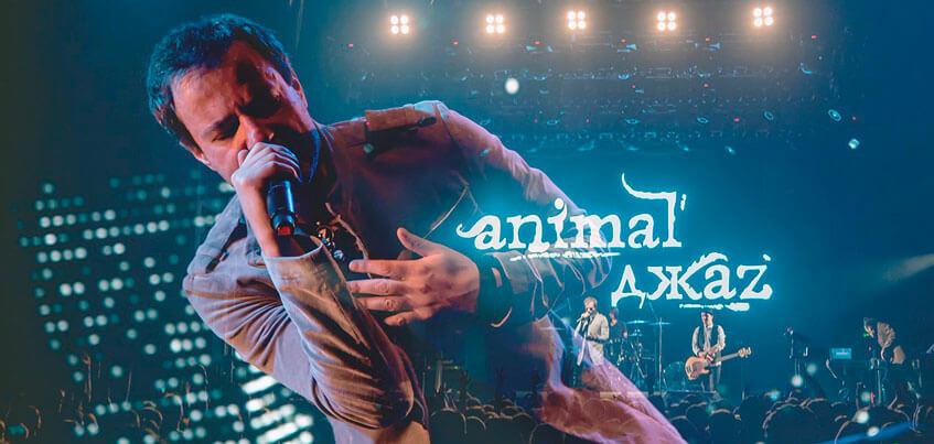Группа Animal ДжаZ отметит в Ижевске 10-летие альбома «Шаг Вдох»