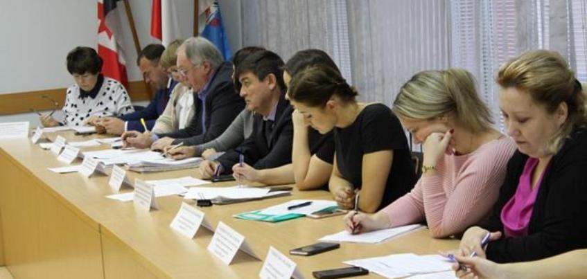 В Администрации Ижевска формируют городской бюджет на 2018 год