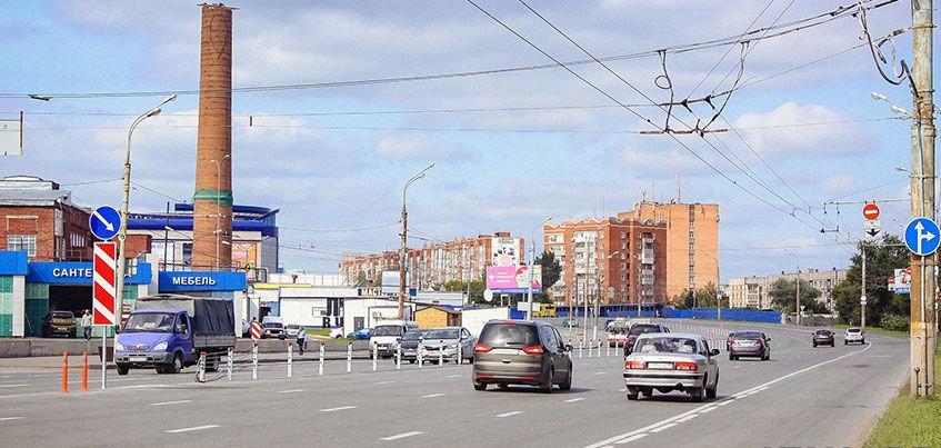 УБиТ Ижевска: тросовые ограждения с Удмуртской предлагаем убрать