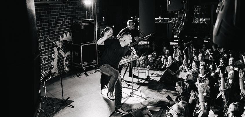 Ижевчане на концерте группы «Анимация» устроили флэшмоб
