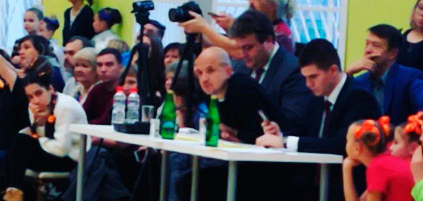 Экс-наставник шоу «Танцы» Егор Дружинин посетил Ижевск в выходные