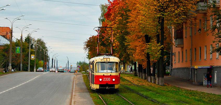 Новая трамвайная остановка появится на Орджоникидзе в Ижевске