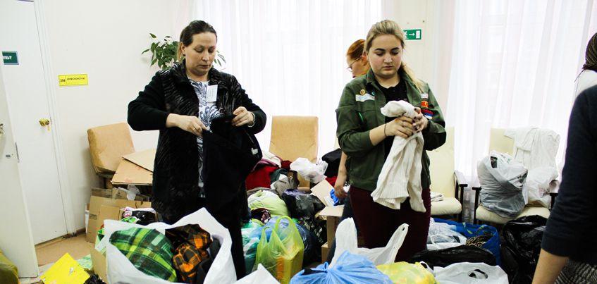 6 миллионов рублей для пострадавших при обрушении дома на Удмуртской собрали благотворительные фонды Удмуртии