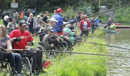 соревнования по рыбной ловле пермский край