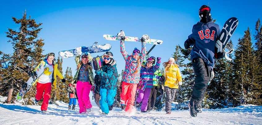 На курорте «Нечкино» состоится грандиозное открытие 12  горнолыжного сезона