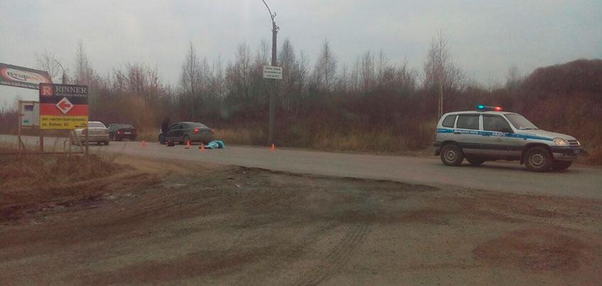 В Ижевске под колесами двух авто погиб 47-летний пешеход