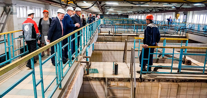 Госсовет Удмуртии проанализирует возможность государственно-частного партнерства на Ижводоканале