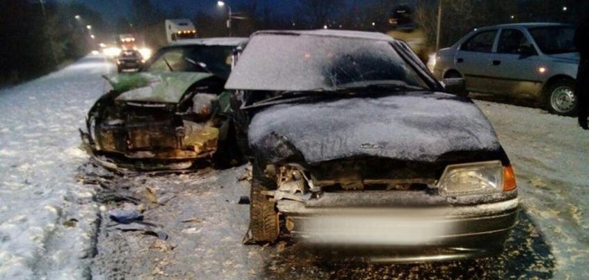 4 человека и ребенок пострадали в ДТП по вине пьяного водителя
