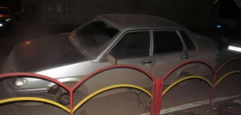 Двум жителям Удмуртии грозит до 5 лет лишения свободы за кражу колес с авто