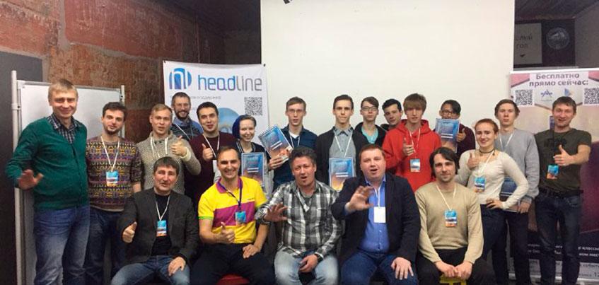 Студенты из Ижевска получили 10 000 рублей за мобильное приложение, помогающее выбрать вуз