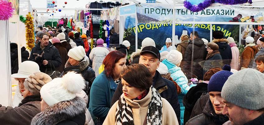Все, что нужно для встречи Нового года: в Ижевске пройдет большая «Новогодняя ярмарка»