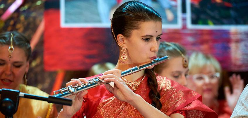 В Ижевске пройдет фестиваль Индийской музыки