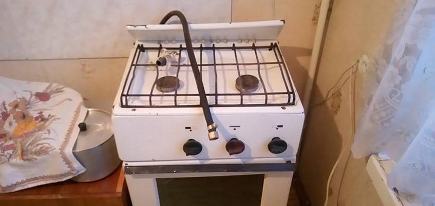 Жителю Ижевска заглушили подачу газа в квартире из-за старой плиты