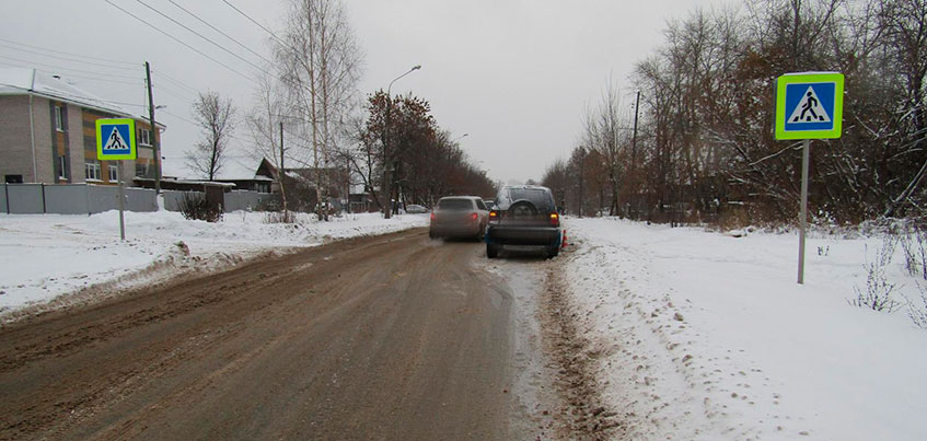 В Ижевске 9-летний мальчик попал под колеса иномарки на улице Чапаева