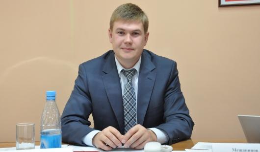 Иван Маринин занял пост первого заместителя главы Минстроя Удмуртии