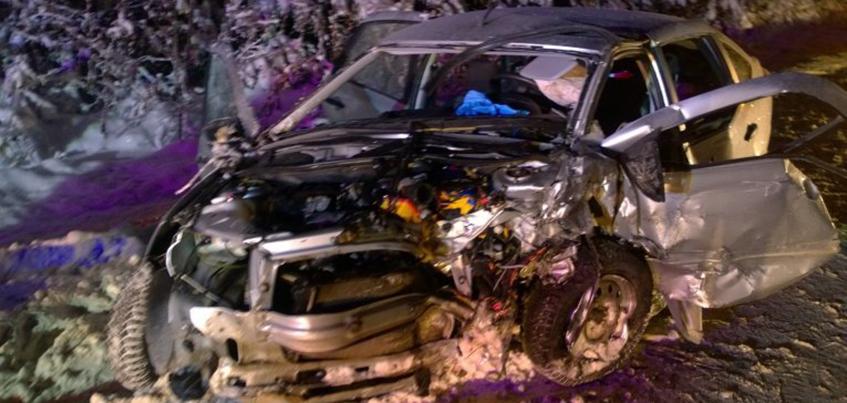 В ДТП на трассе Ижевск-Ува погибли 3 человека