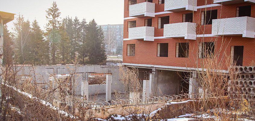 Еще 123 семьи в Ижевске стали обманутыми дольщиками