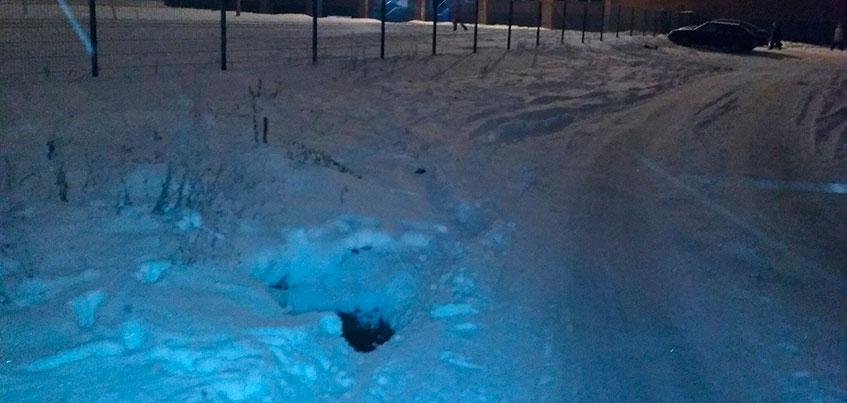 Есть вопрос: Куда обращаться в Ижевске, если нашел открытый канализационный люк?