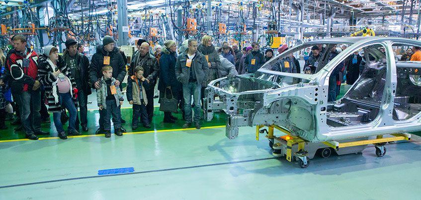 5 вопросов ижевчан о Дне открытых дверей на LADA Ижевский автомобильный завод
